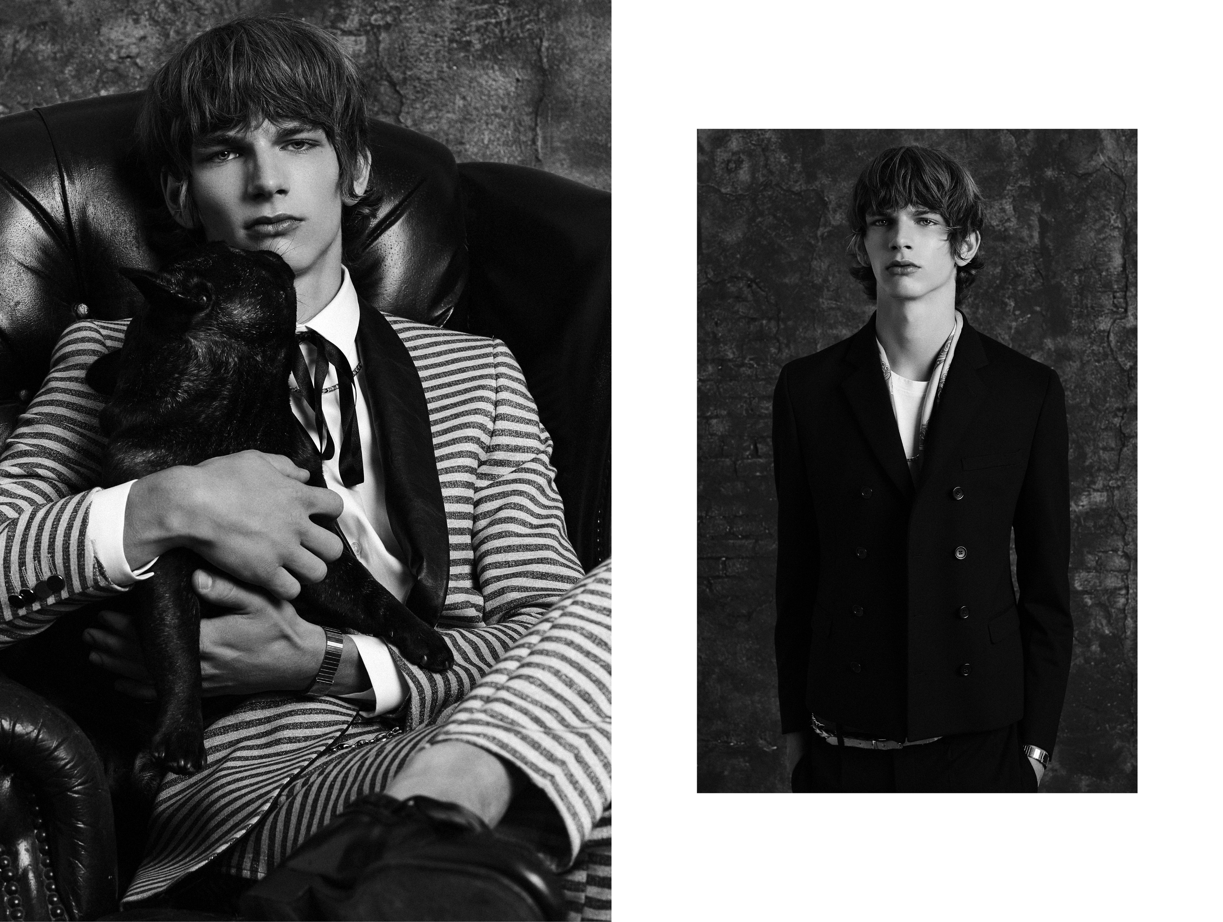 The Suits SS16 by Cristian Davila Hernandez