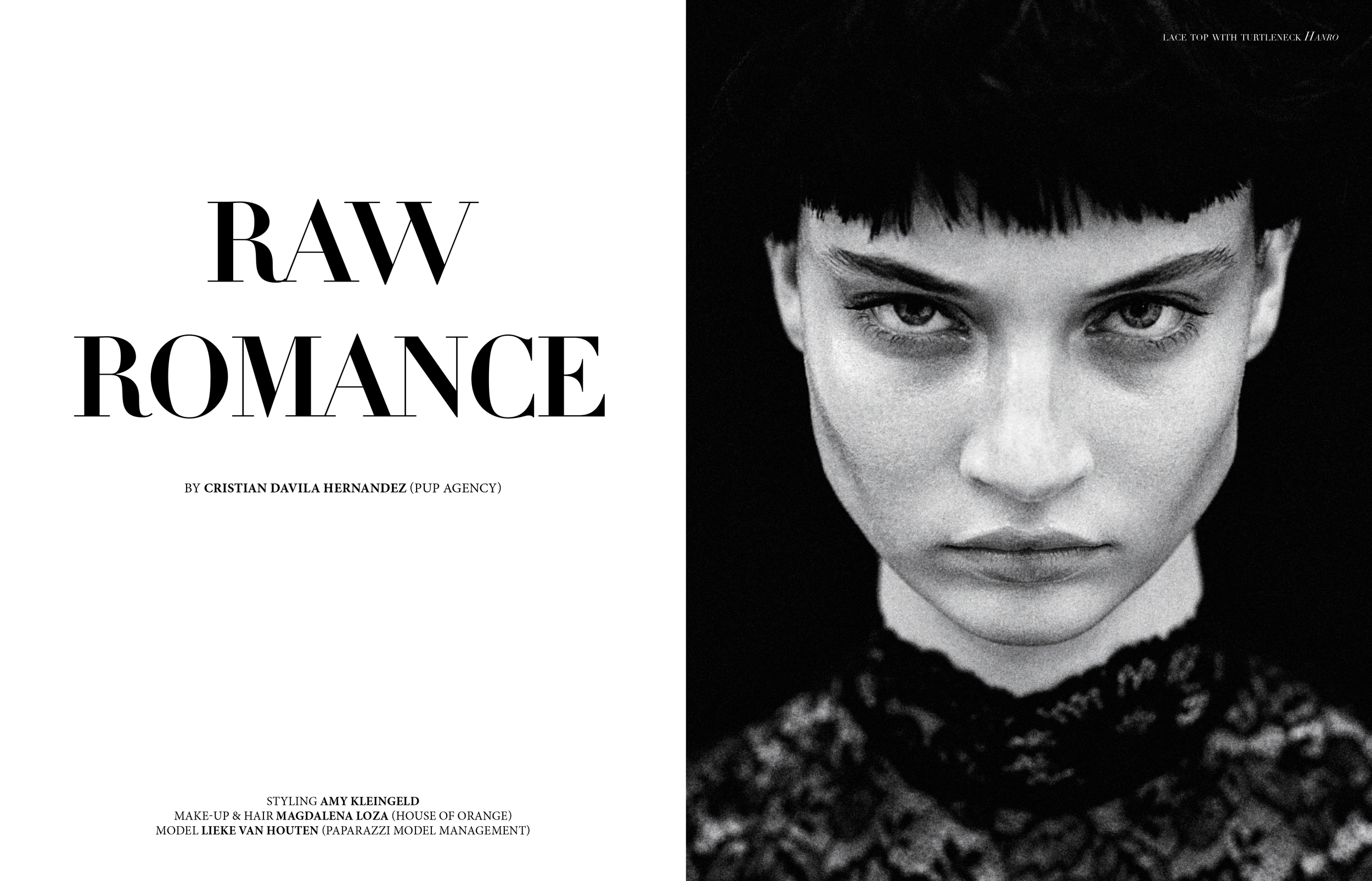 Raw Romance by Cristian Davila Hernandez
