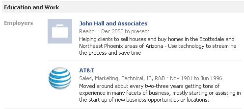 Facebook Real Estate Employer