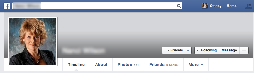 No cover photo = missed opportunity