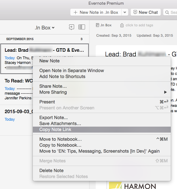 is Wrong about Organizing Evernote with Tags