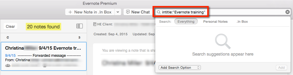 Tip #5: intitle: search with Quotes yields 20 notes