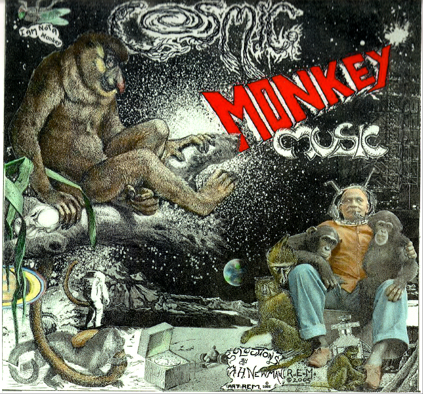 Monkey Music 1