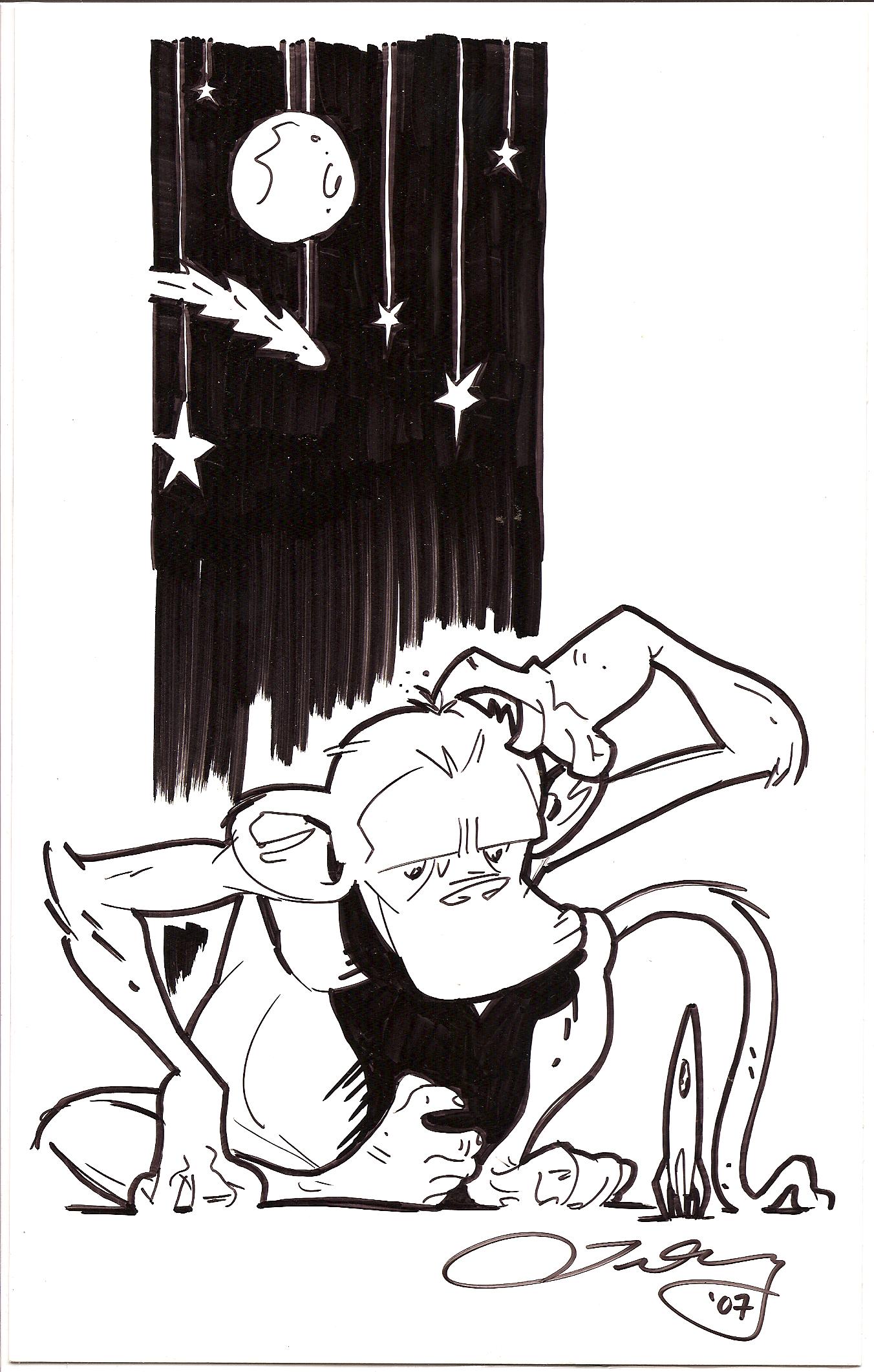 Mystery Monkey '07