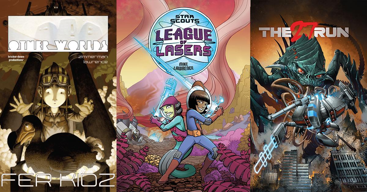 Events! — Cosmic Monkey Comics