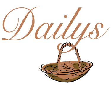 Delicious hors d'oeuvres provided by Daily's Catering!