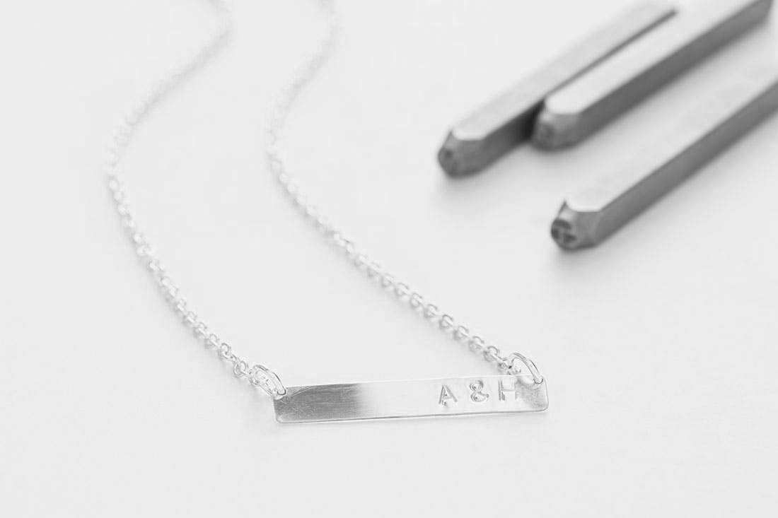 Please note, necklace is different than one pictured as it will also feature a birthstone gem.