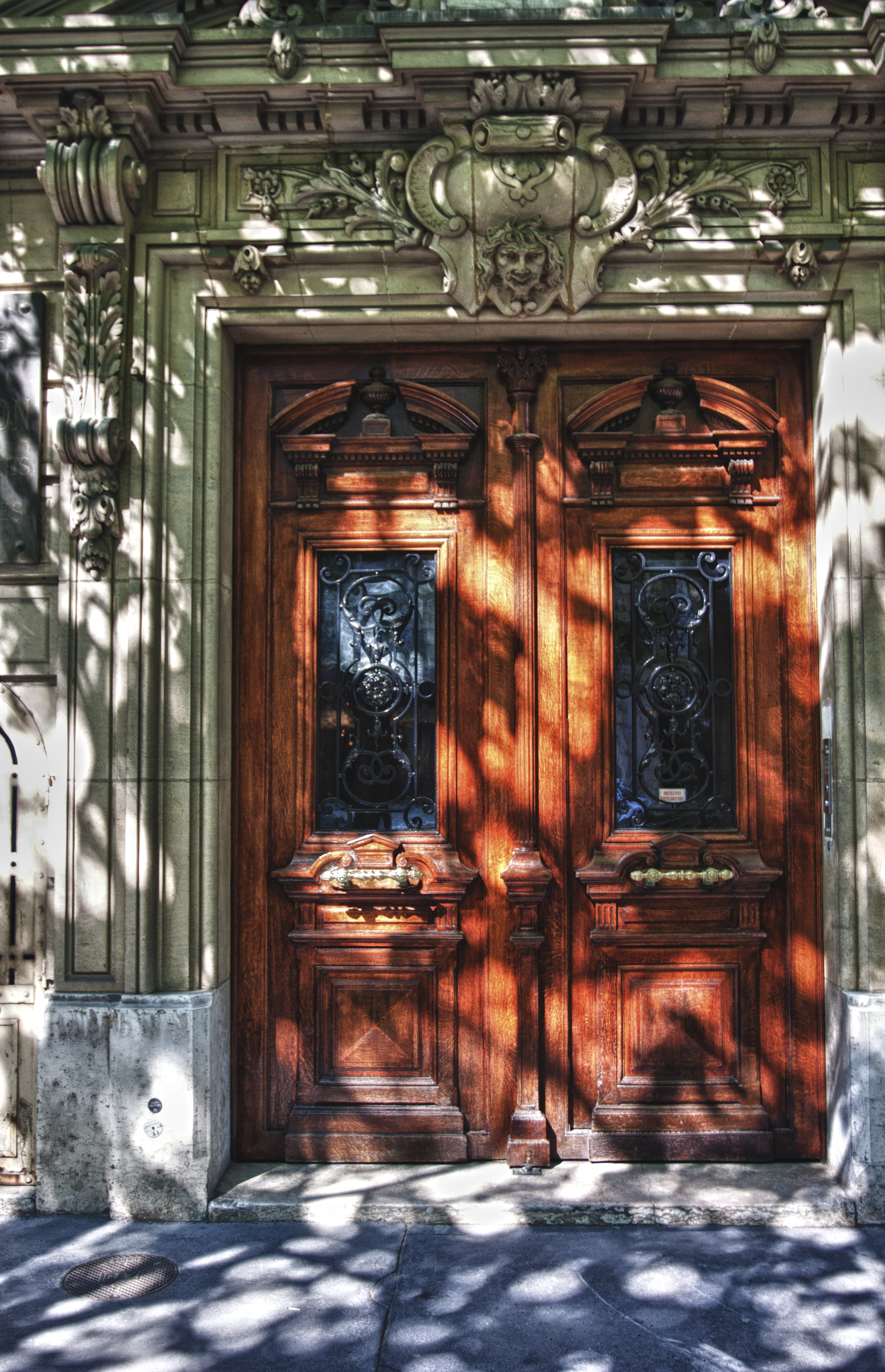 Afternoon Door