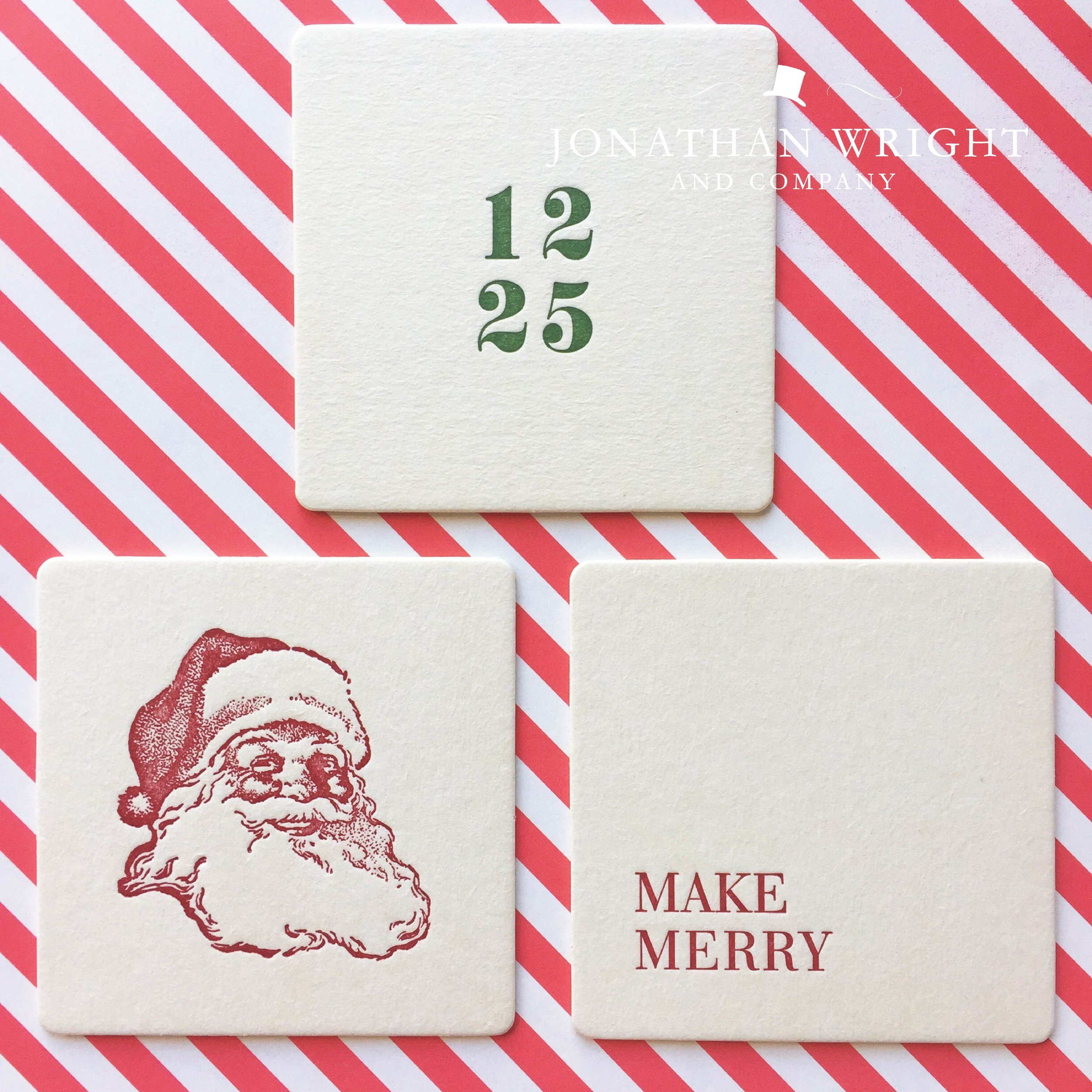 SANTA HOLIDAY COASTERS.jpg
