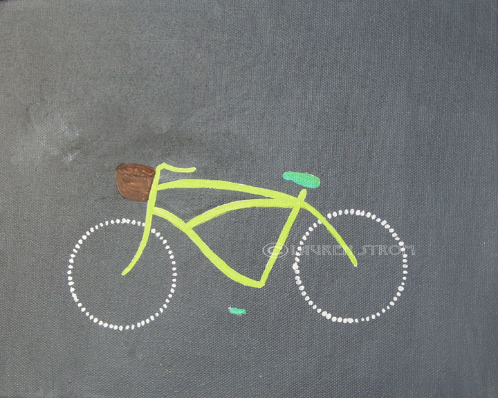 Put a little bike love in your basket