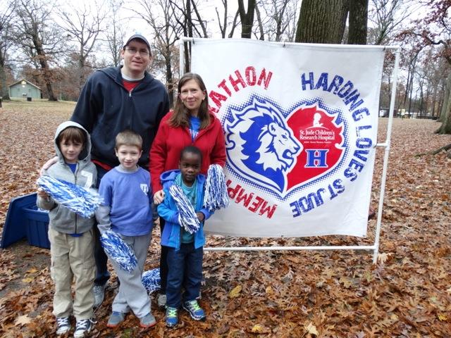 Harding Familes