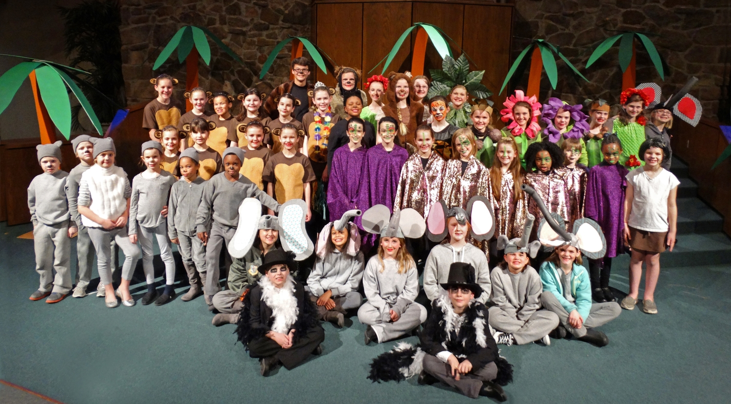 Jungle Book  Lower School | Feb. 2015