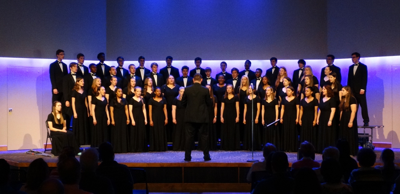 A Cappella at Highland 2015