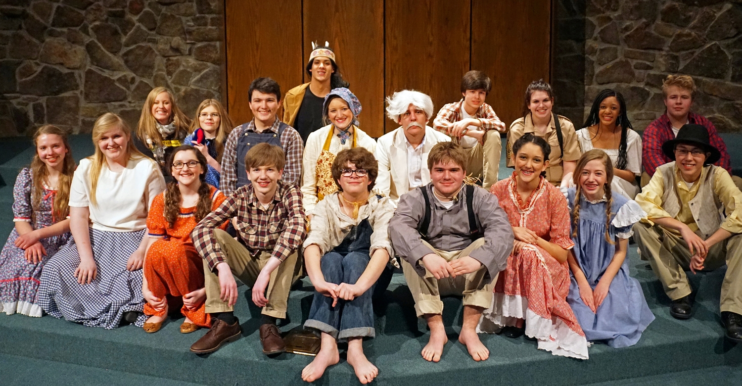The Adventures of Tom Sawyer  March 2015