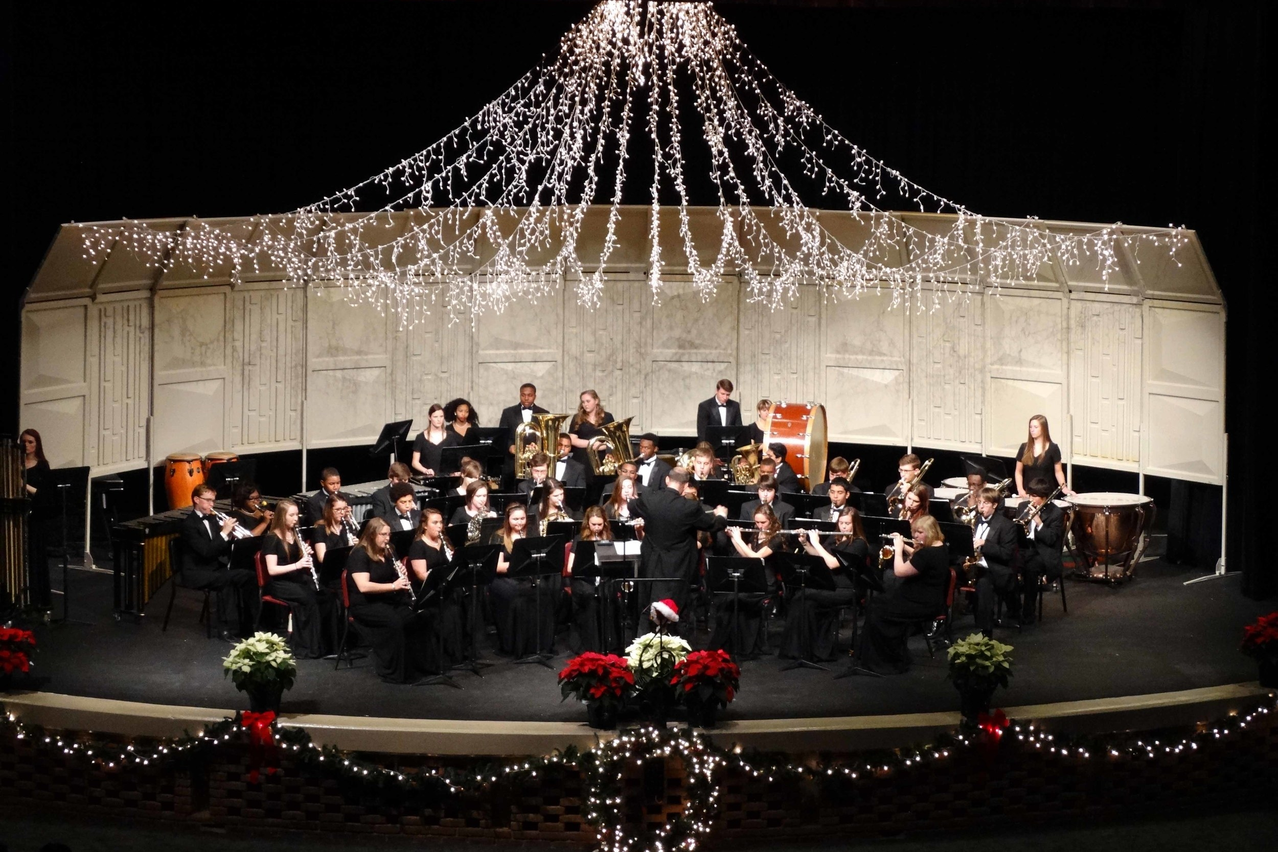 All Bands Christmas Concerts