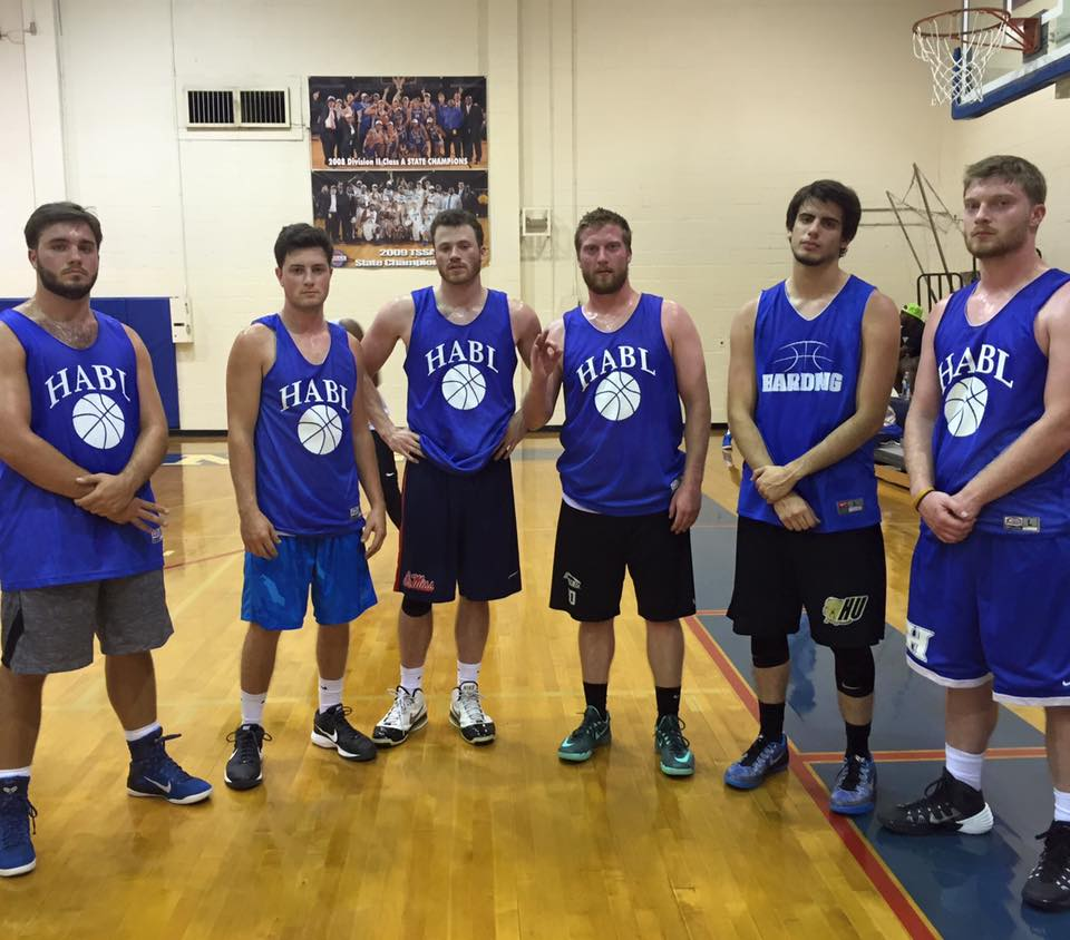 HABL 3rd Place — with Christian May, Knox Greer, Matt Harford, Matt Clemens, Seth Creamer and Zach Clemens