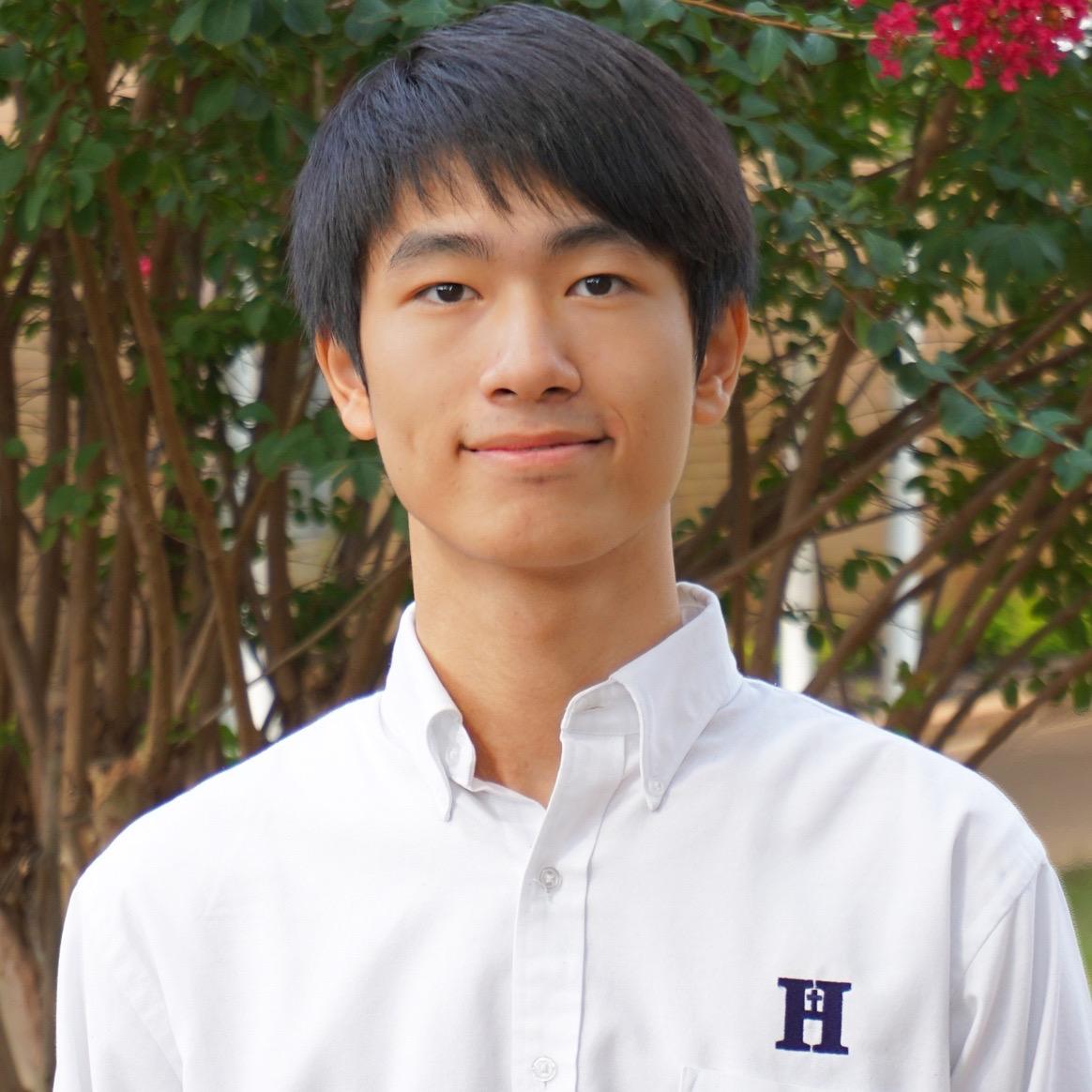 David Wang, senior