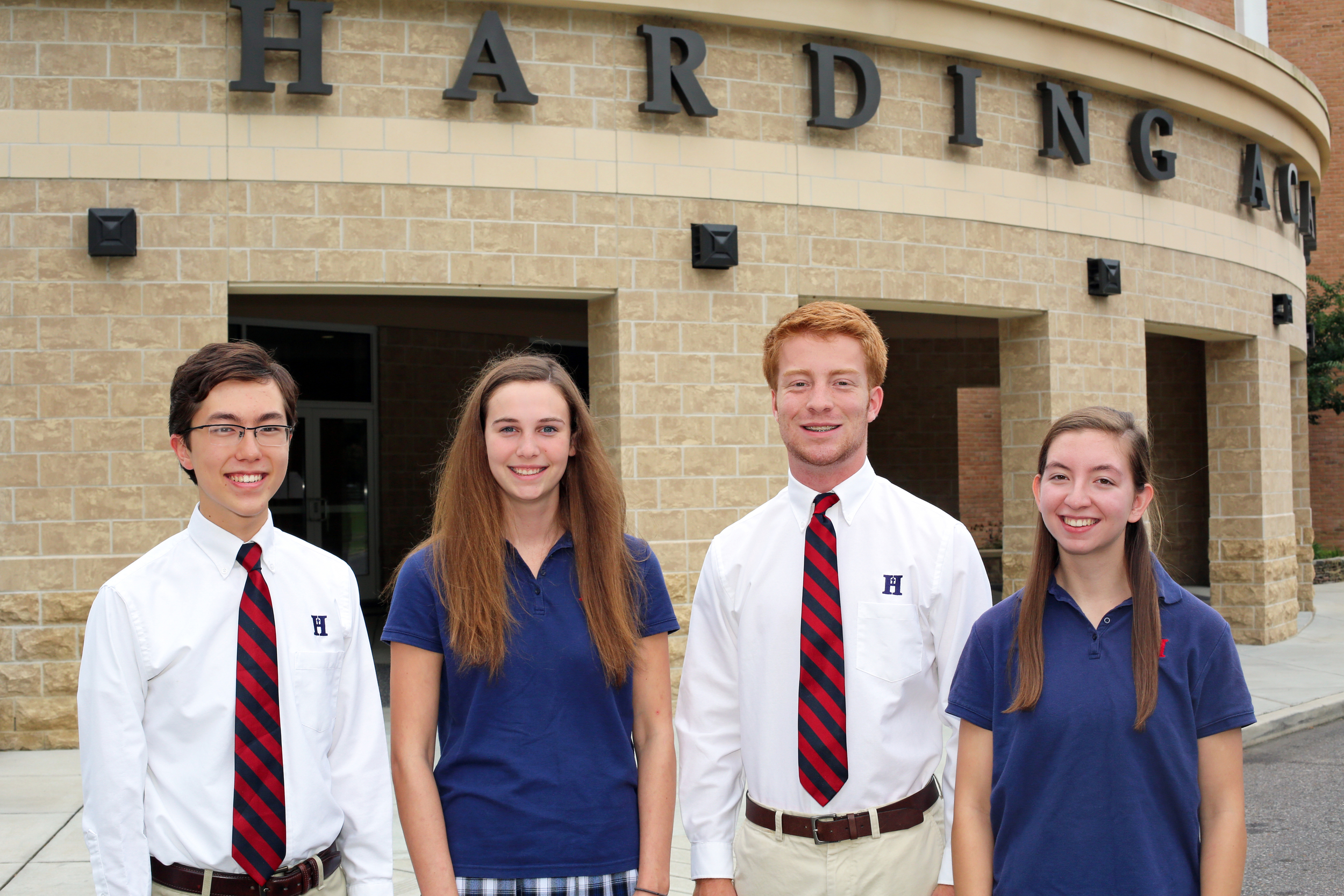 Finalists: Caleb Cranford, Anna Horner, Jack Webber; Commended Student: Hayley Ford