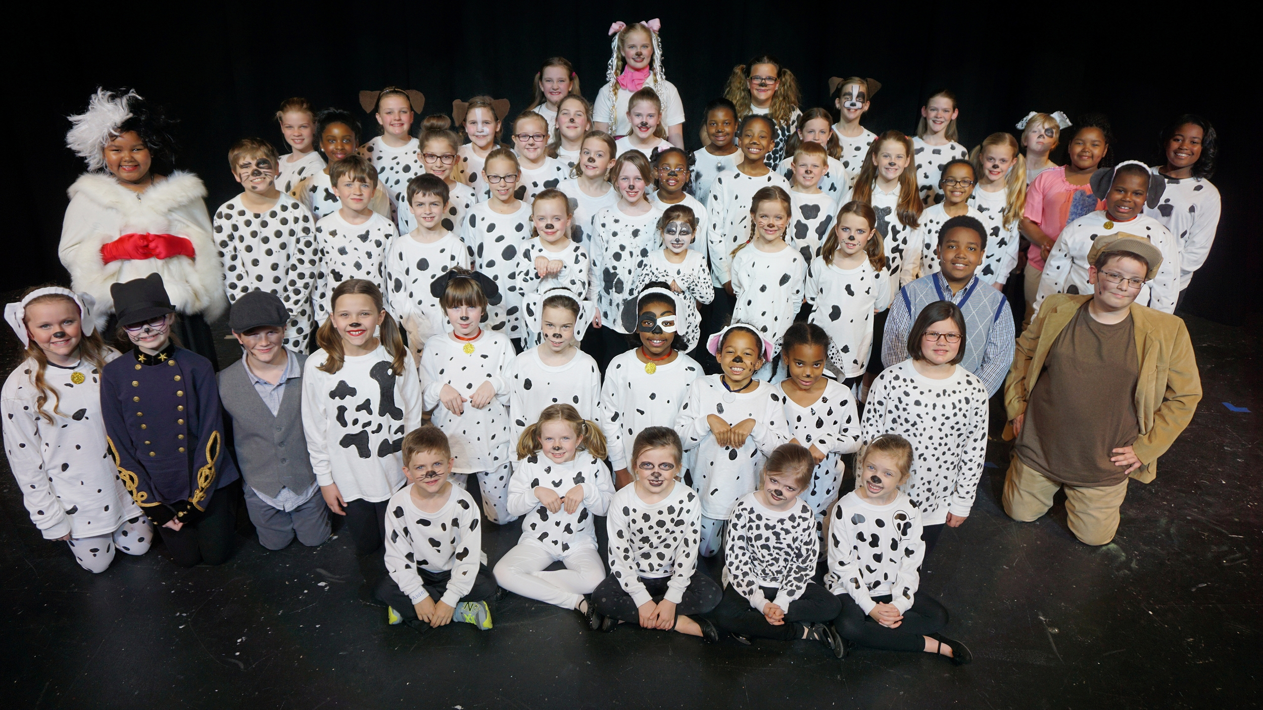 Disney's  101 Dalmatians KIDS  Lower School | April 2016