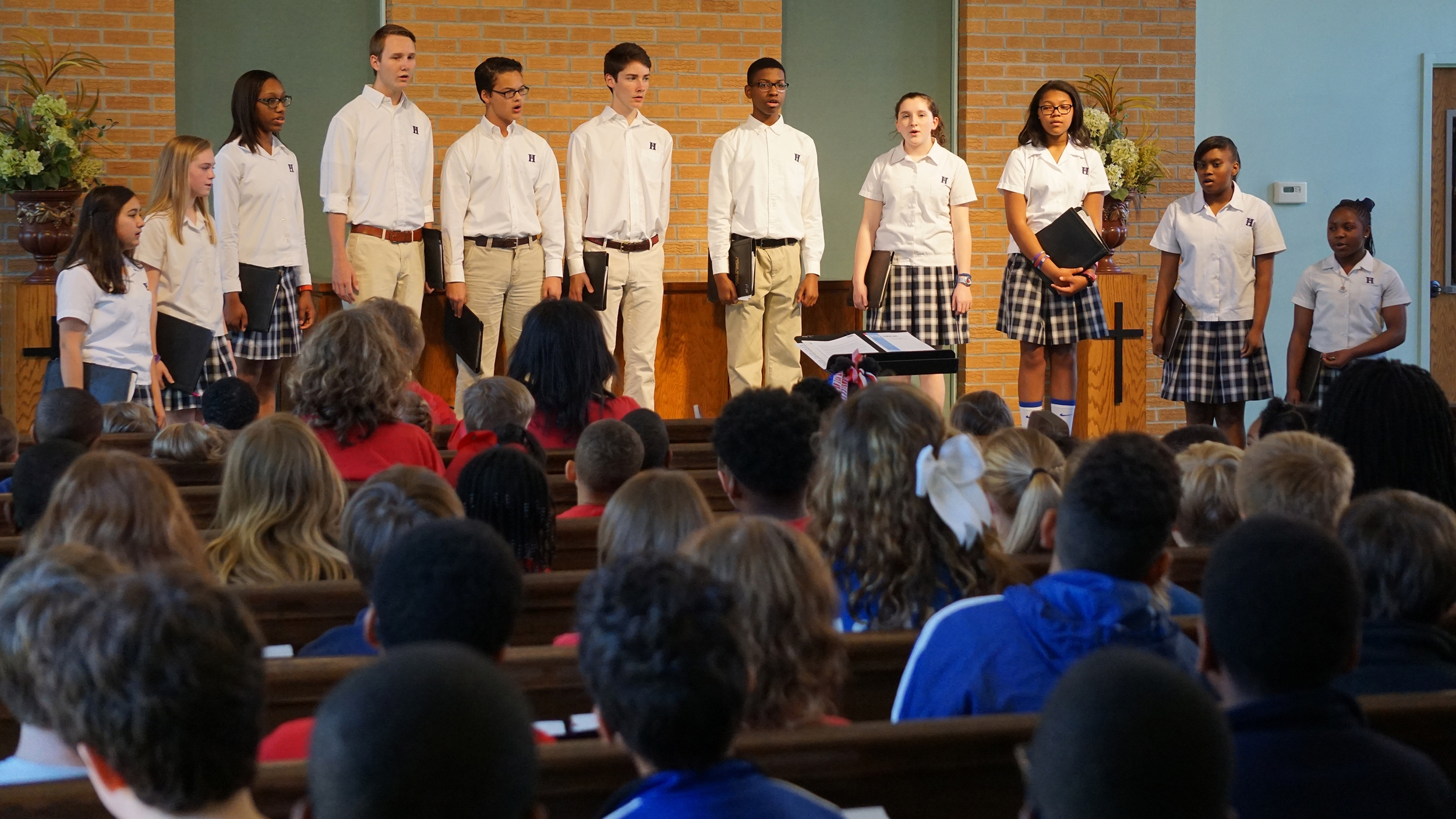 Junior Chorus 2016 White Station Lower School