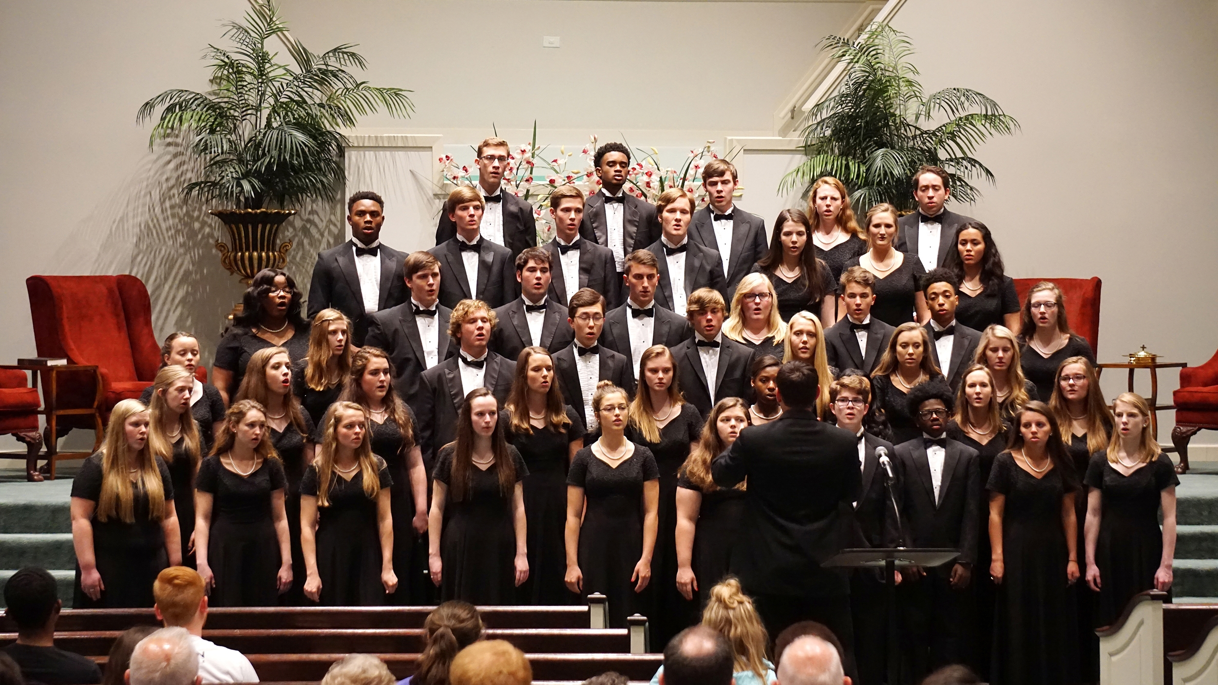 A Cappella concert Germantown 2016