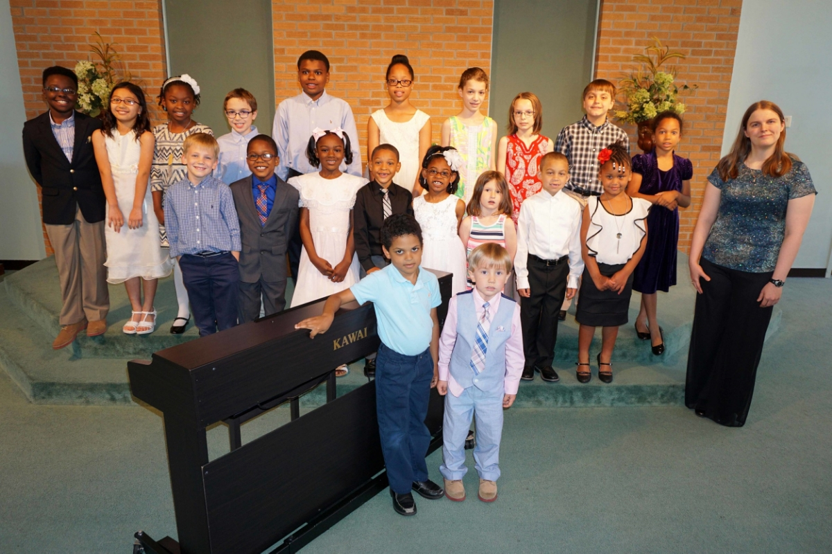 LEAP Piano Spring Recital