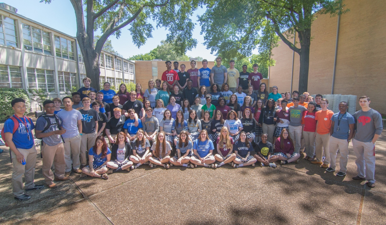 National College Signing Day - May 1, 2015 - The Class of 2015