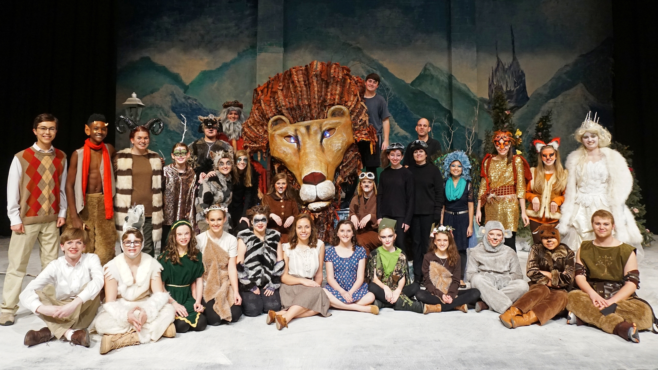 The Lion, the Witch and the Wardrobe  November 2015