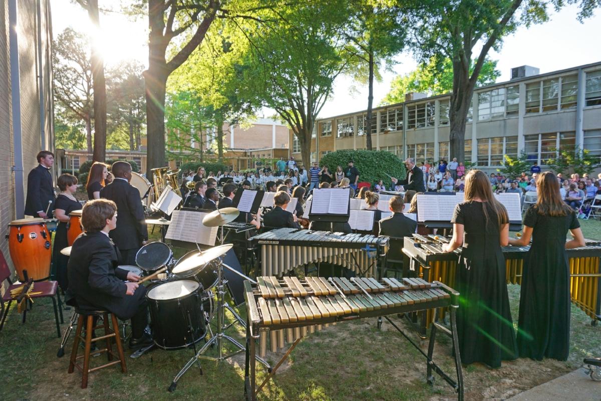 All Bands Sunset Concert