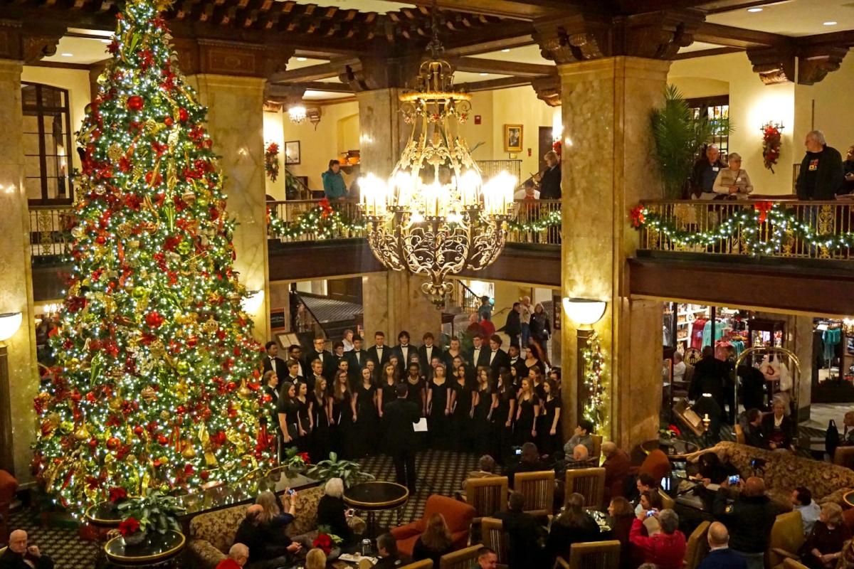 All Choruses Christmas Concerts