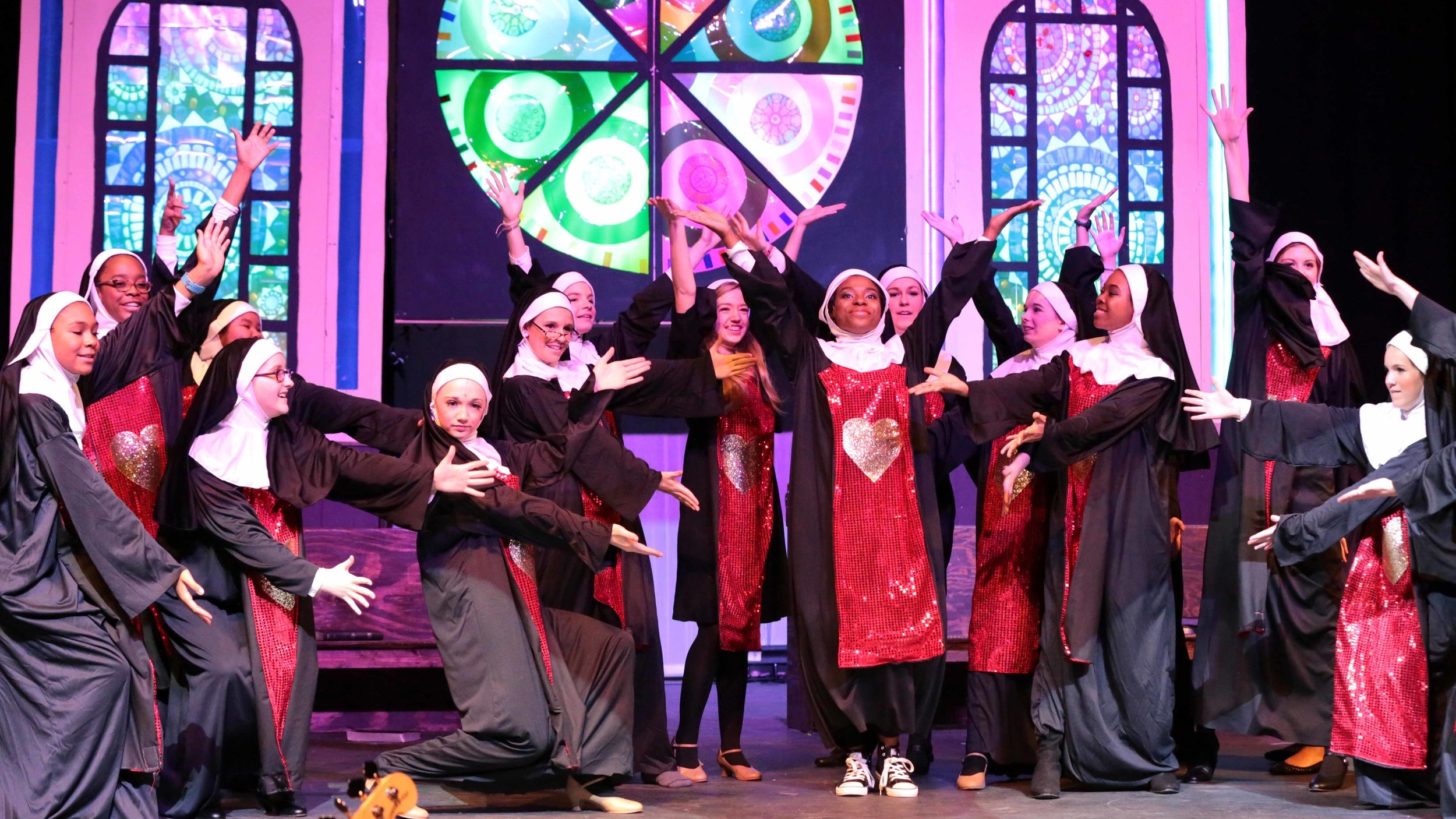 Sister Act  Upper & Middle School | February 2017