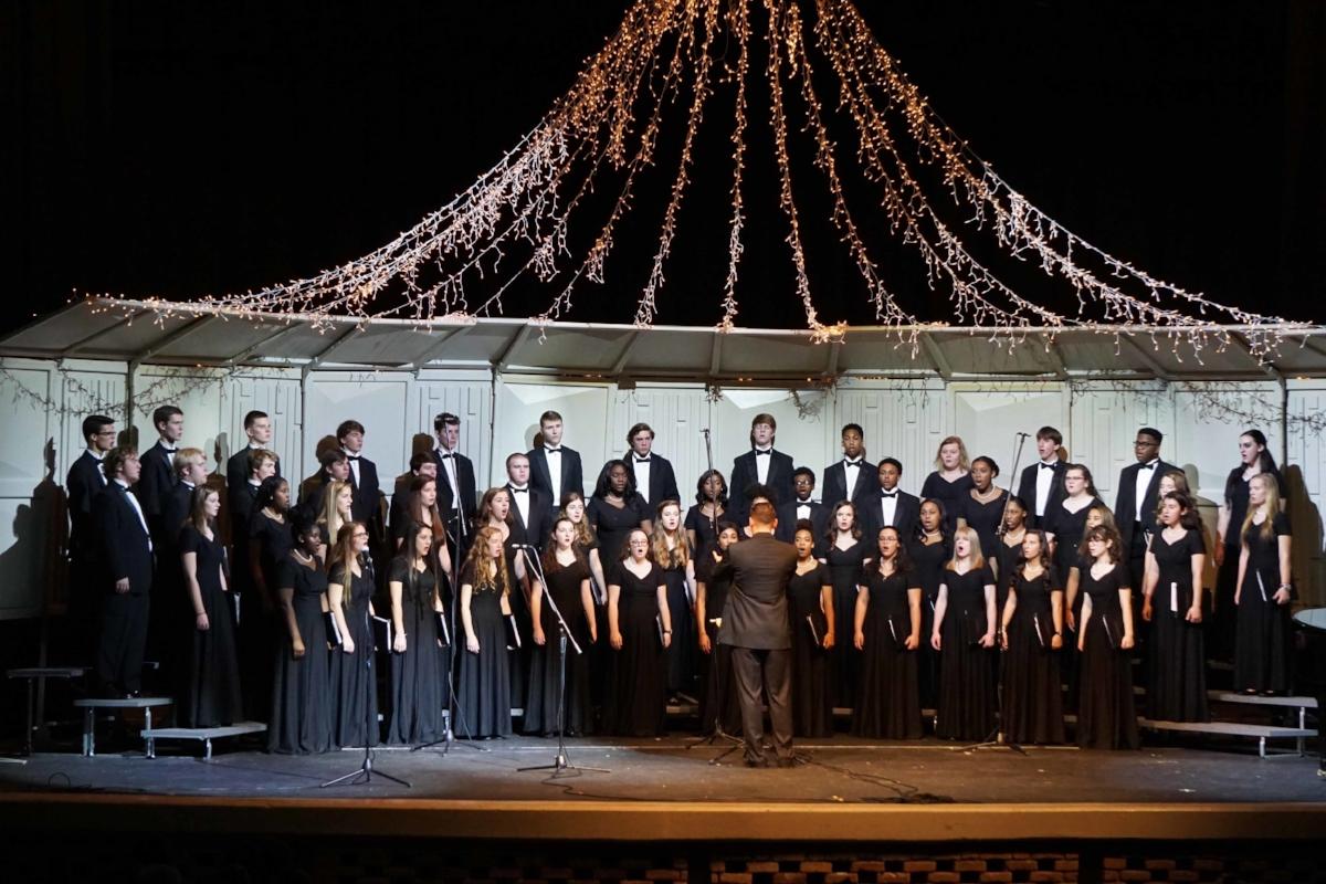 Chorus Christmas Concerts