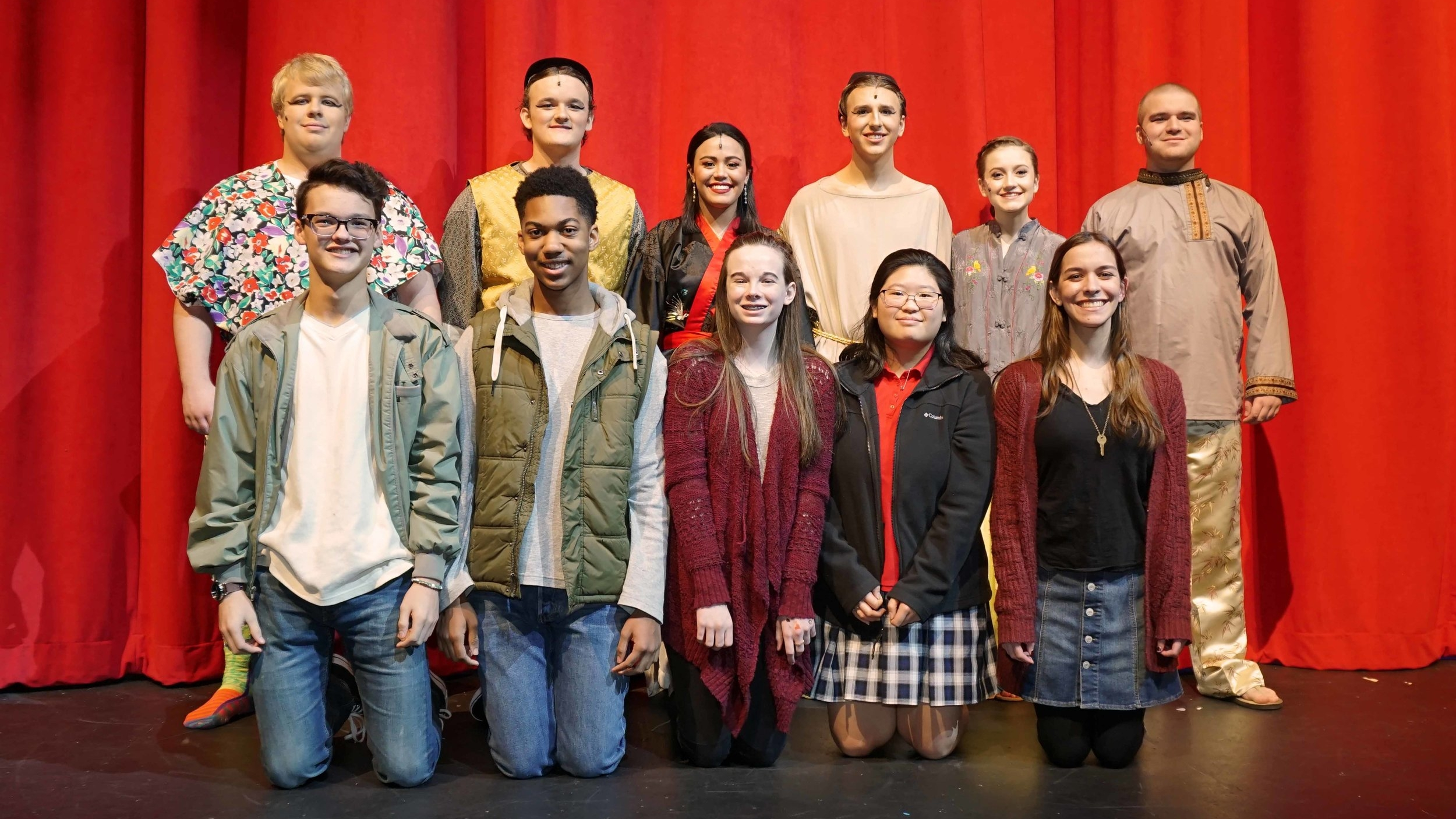 The Emperor's New Clothes  Upper School | February 2018