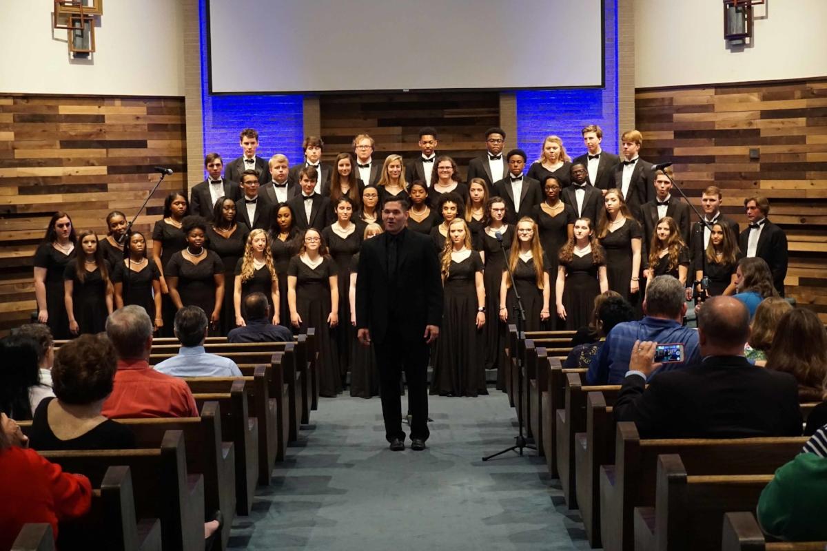 Chorus Concert at Sycamore View