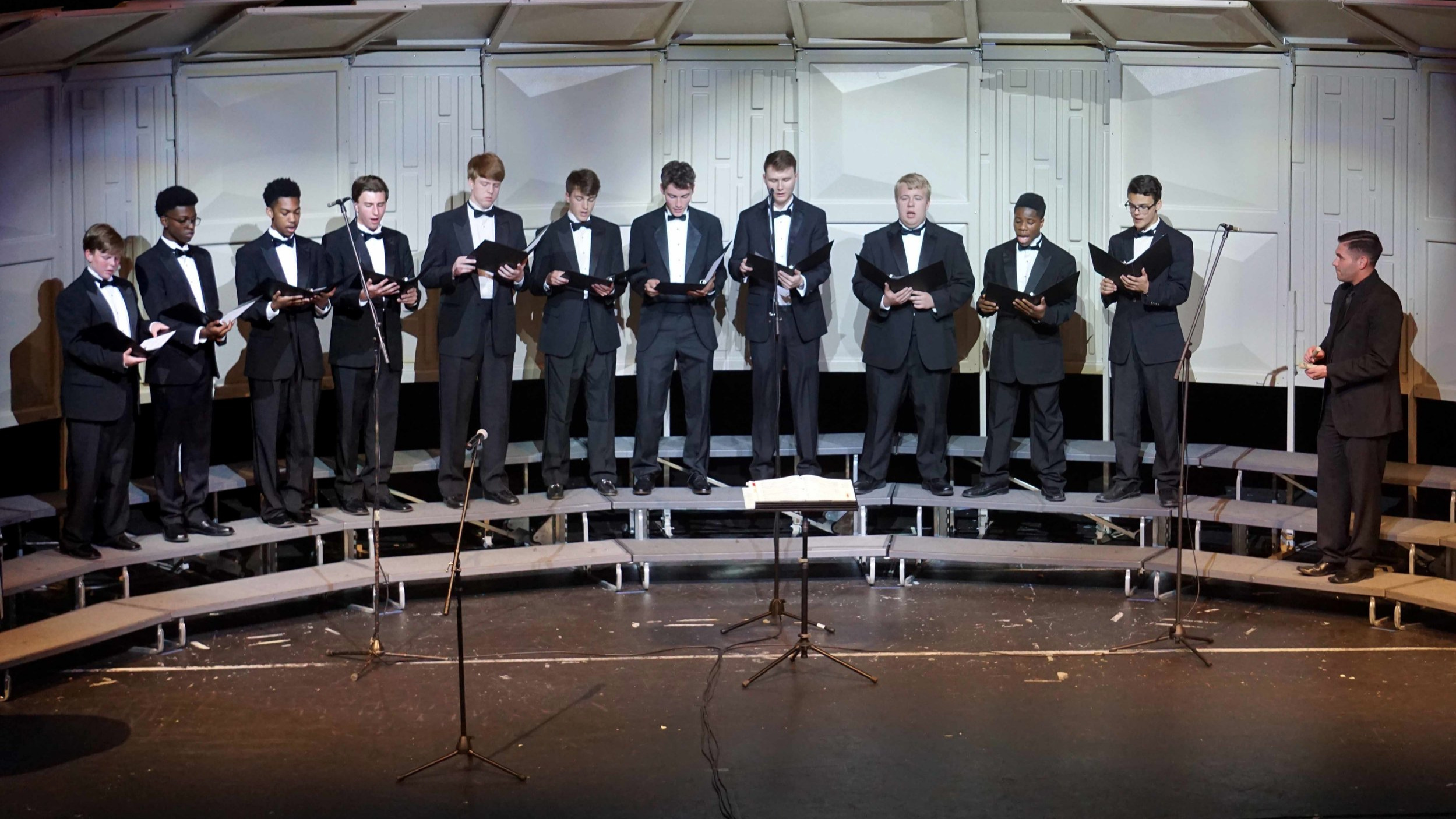 Mens Ensemble Spring Concert 2018