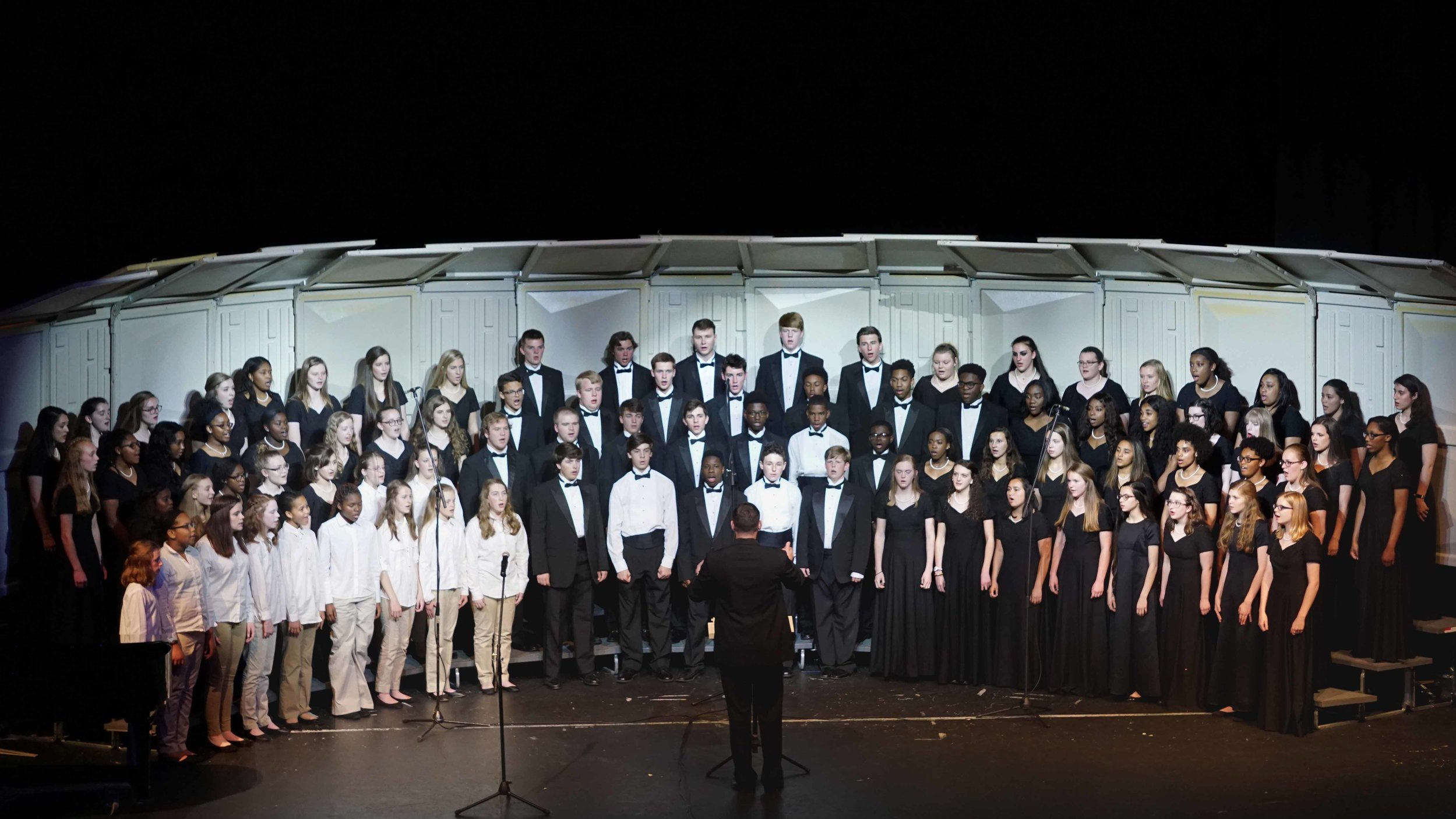 Combined Choruses Spring Concert 2018