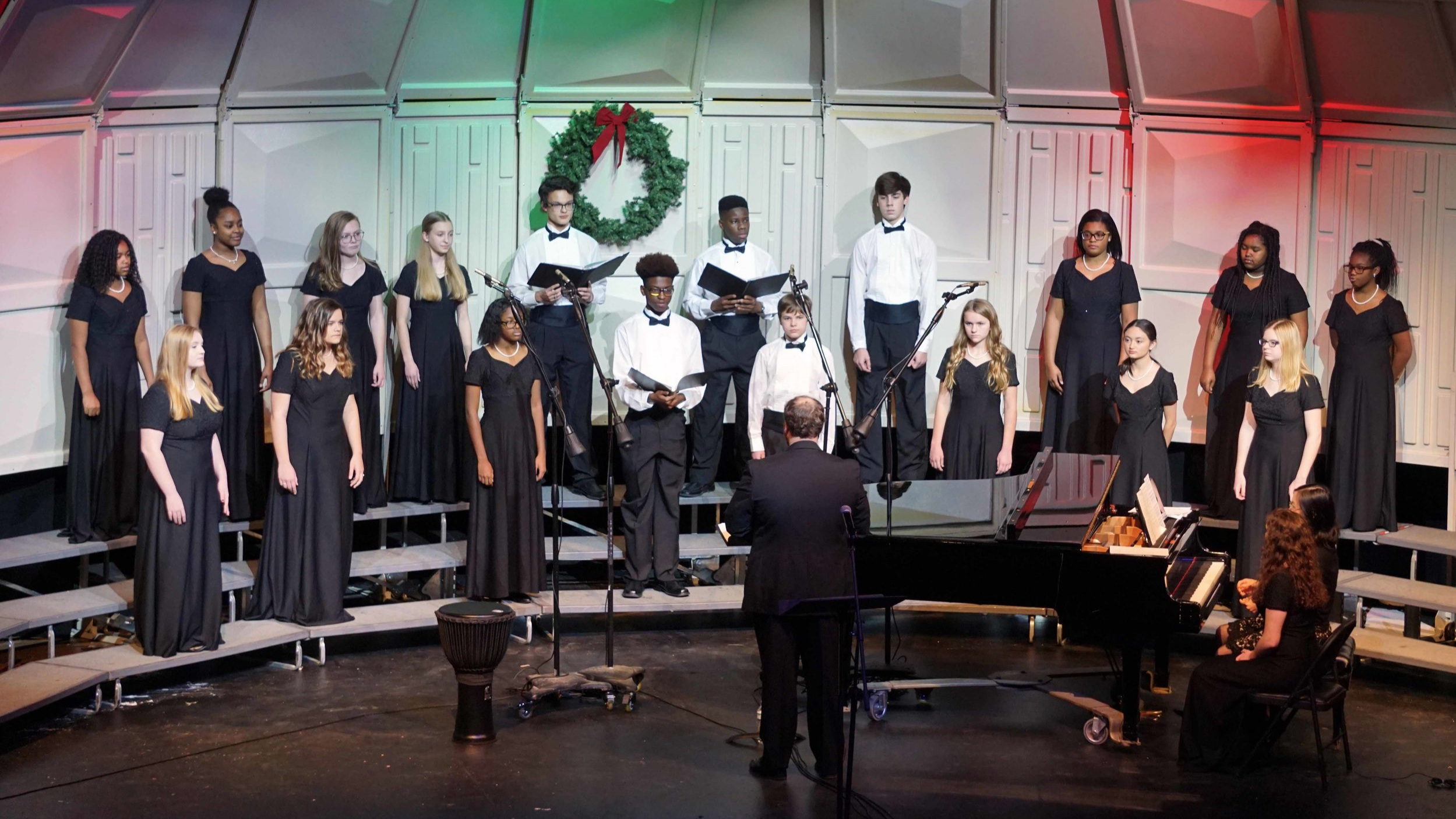 Junior Chorus Christmas Concert 2018