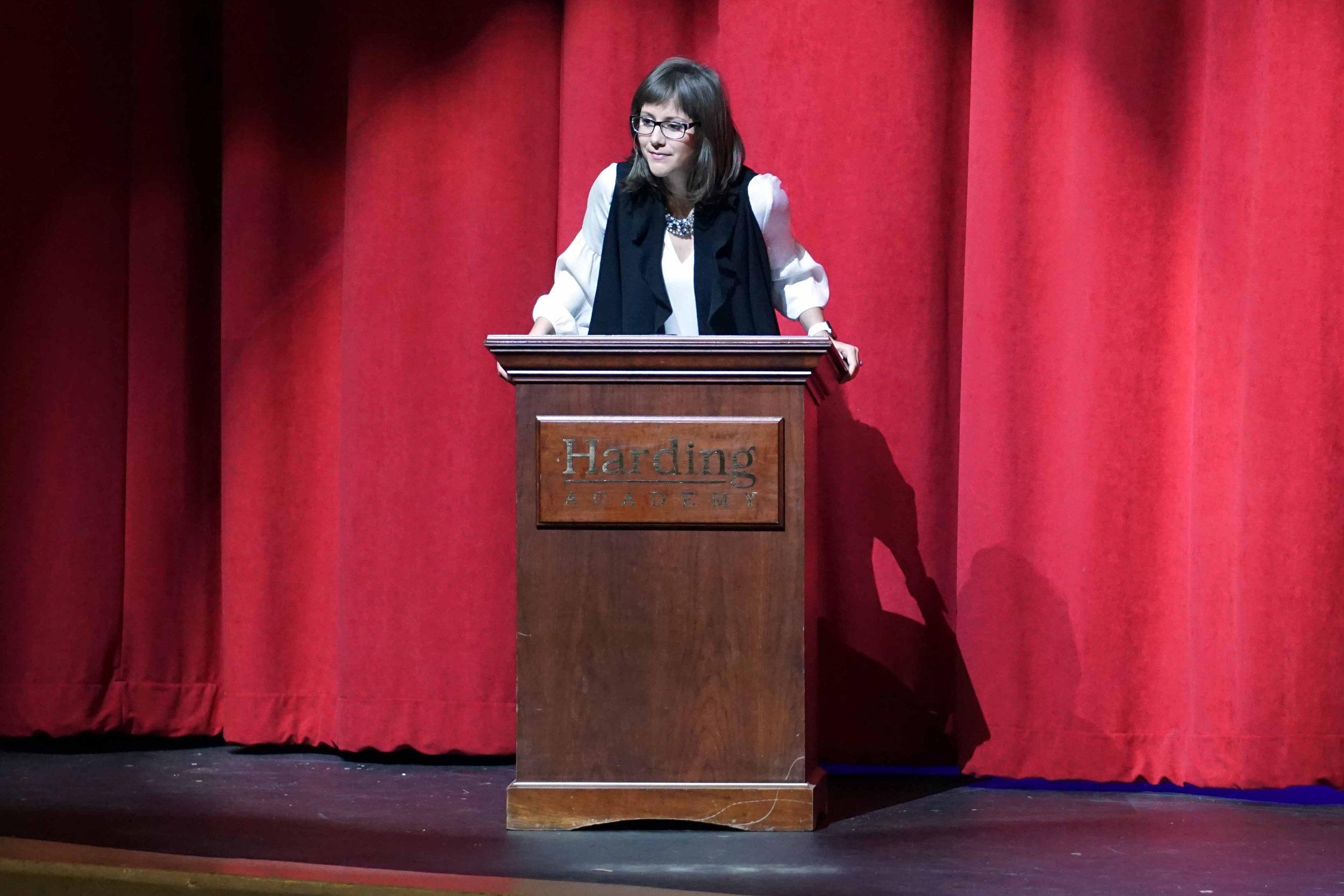 IFA presents Juliette Trafton