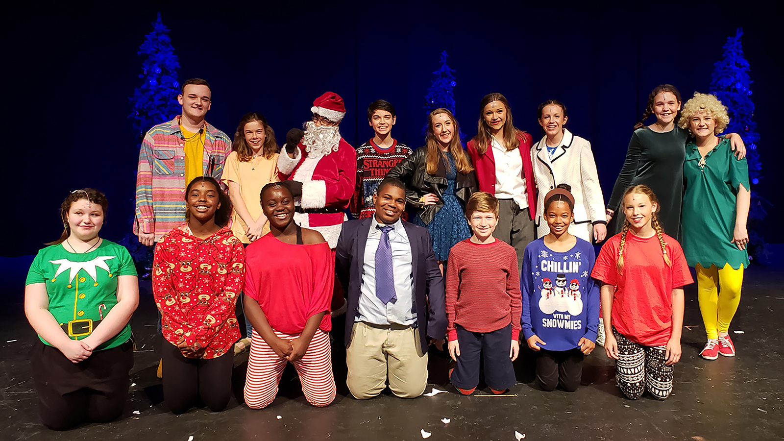 Elf, Jr. The Musical  Middle School | April 2019