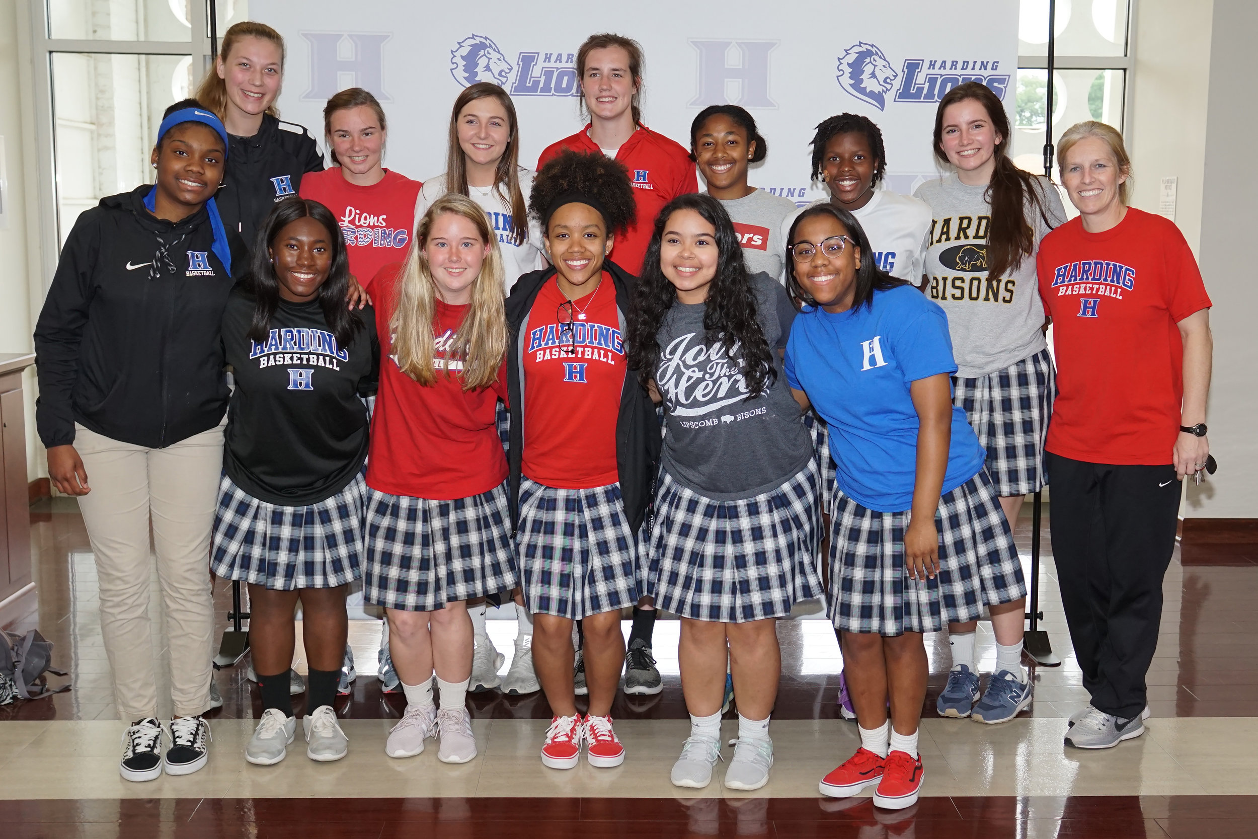 Coach of the Year: Becky Starks Team of the Year: Varsity Girls Basketball