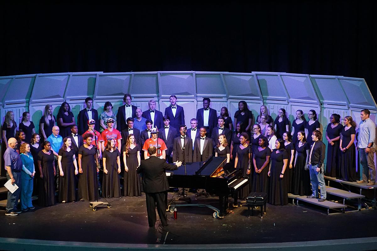 All Choruses Spring Concert