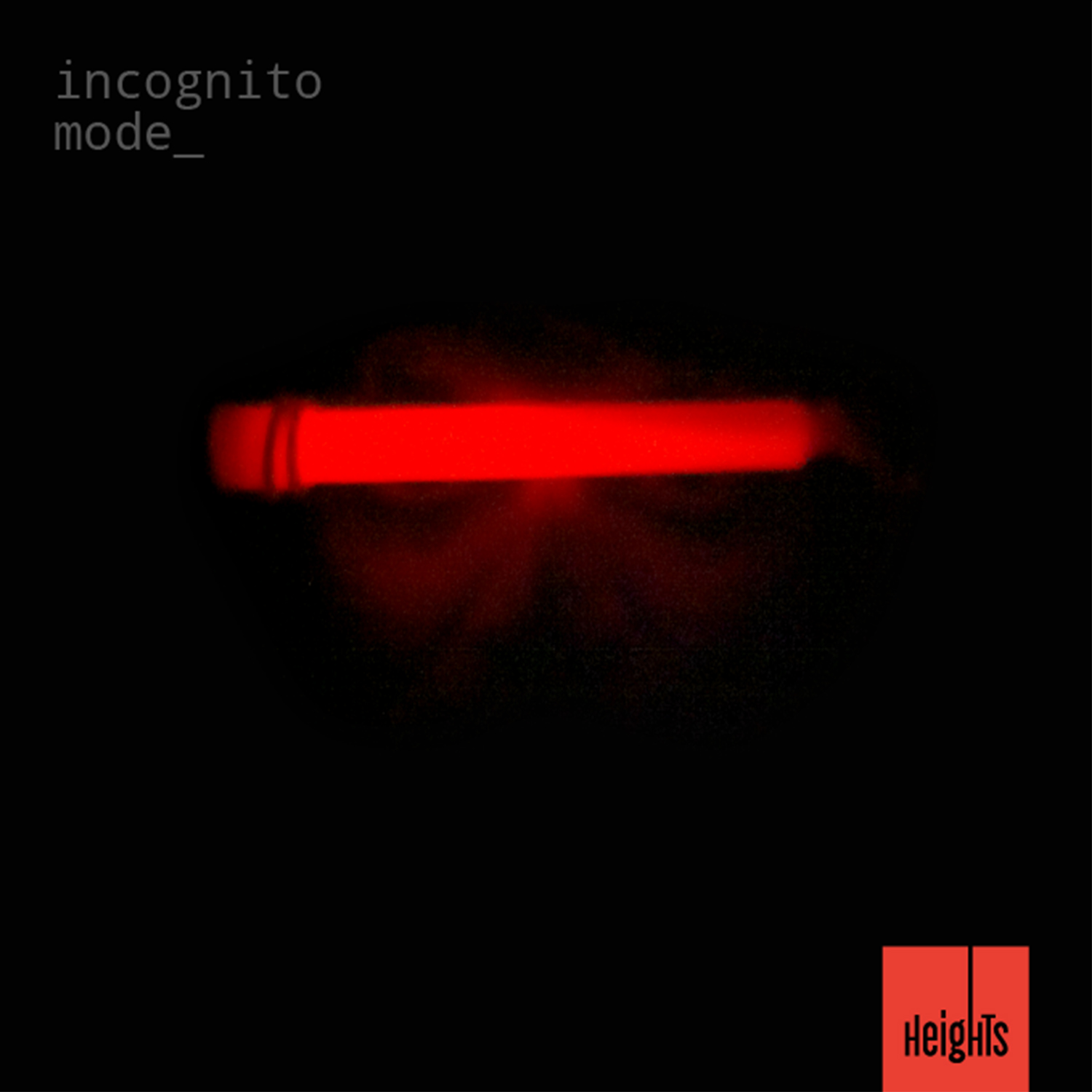Stream the Incognito Mode Album