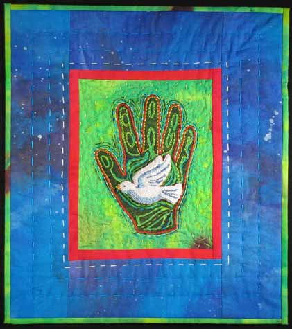 Hand XII: Green Peace