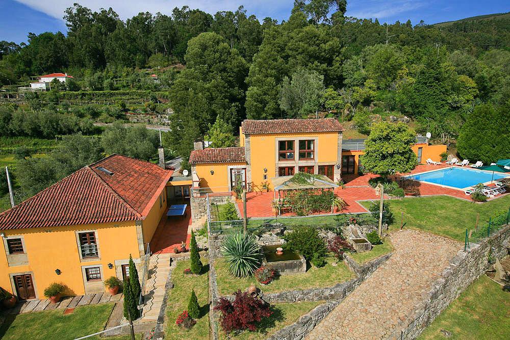Our casa near Ponte de Lima, Portugal.