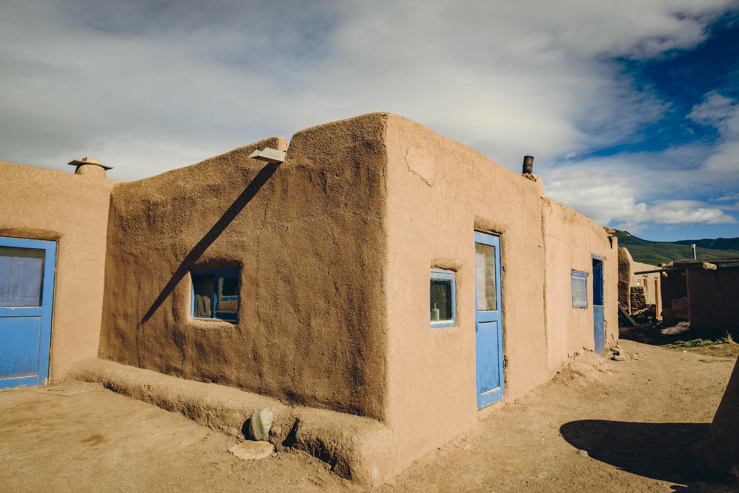 Taos Pueblo 2018