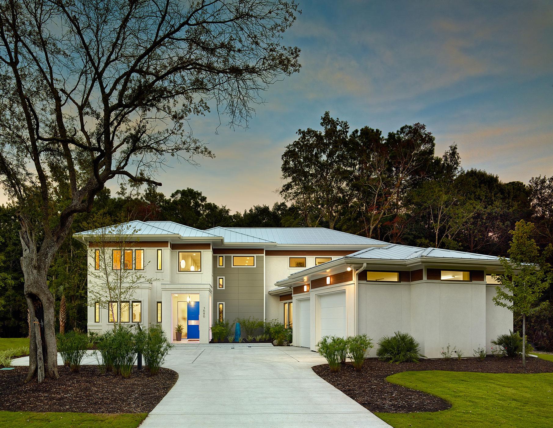 Charleston Contemporary Architecture