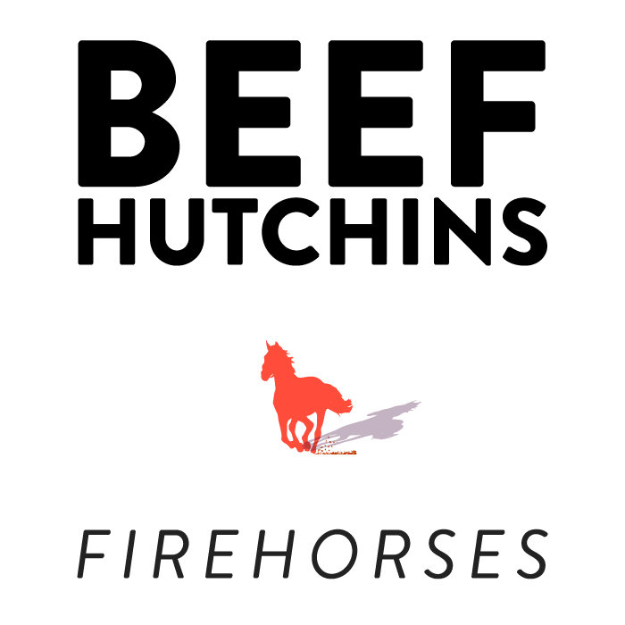 Firehorses - the ambitious debut album by soft-rock legend Beef Hutchins.