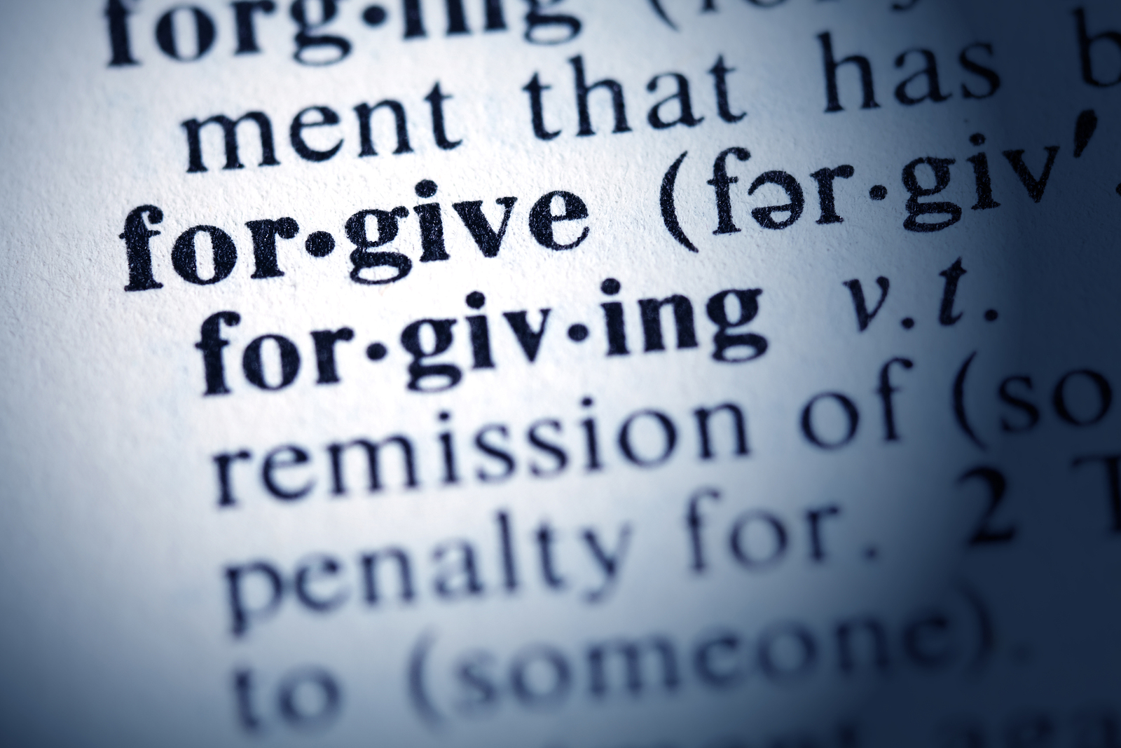 Forgiveness is the Pathway to Healing, Health & Happiness Part 2