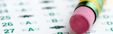Major Tests happen at the end of a unit or semester so they are over all the material that has been covered.