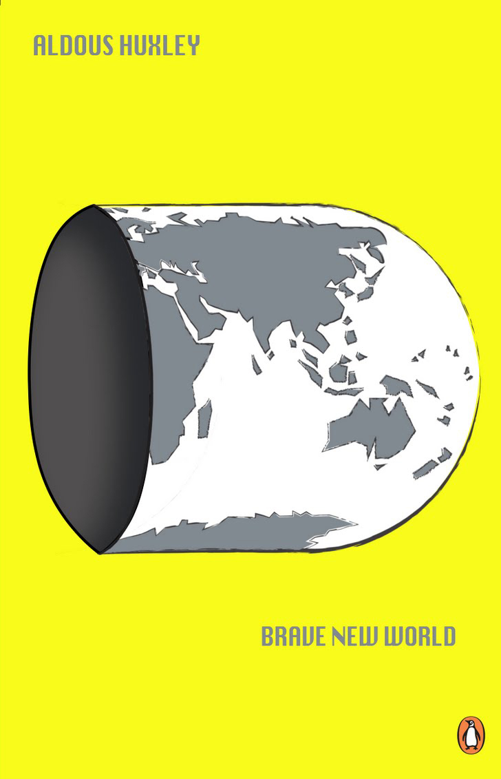 Brave New World  by Aldous Huxle